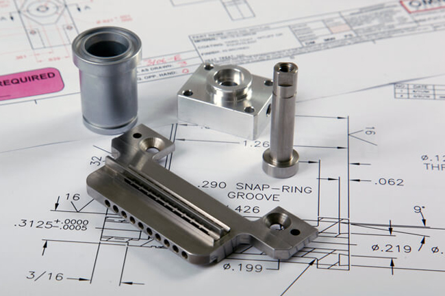 Tooling, Fixtures and Parts